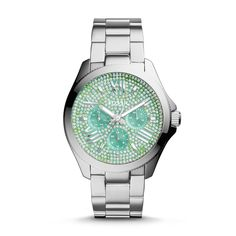 Fossil Cecile Multifunction Stainless Steel Watch
