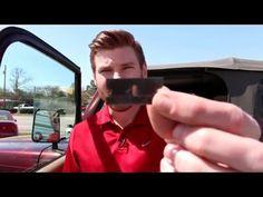 How do you fix cigarette burns in cloth seats?
