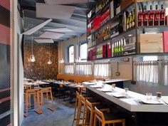 molinsinteriors // Interioristas Barcelona - interiorismo comercial - Restaurante Xup Xup Barcelona