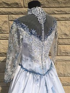Corpse Bride Inspired Wedding Dress. Awesome Wholesale Hot Sell ...