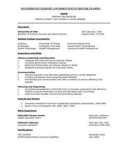 sample of cover letter for resume