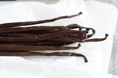{ domácí } vanilkový extrakt