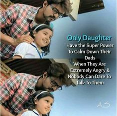 Love between a daughter and a father is unmeasurable. Father Daughter Love Quotes, Love My Parents Quotes, Mom And Dad Quotes, I Love My Parents, Crazy Girl Quotes, I Love My Dad, Family Quotes, Real Life Quotes, Reality Quotes