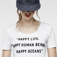 G-Star RAW | Women | Raw-for-the-oceans | Raw For The Oceans - Quote Tee