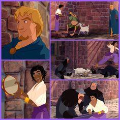Esmeralda genderbend by hisboywondr
