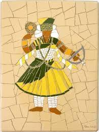Resultado de imagem para ilustrações da série Orixás.