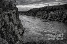 Mather Gorge in Great Falls Park, Virginia. To view or purchase my prints, visit joan-carroll.artistwebsites.com THANKS!