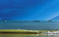 Fotógrafos registram mais de 23 mil km do litoral brasileiro - Meio Ambiente - iG