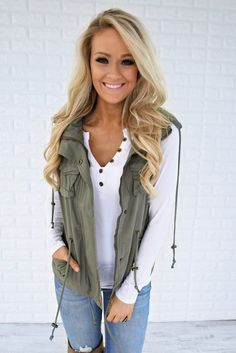 What a cute vest! And it goes great with the top. - Tap the Link Now to Shop Hair and Beauty Products Online at Great Savings and Free Shipping!! https://foxybeauty.co.za/
