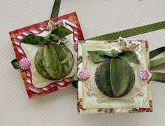 Bulk Christmas cards with their own hands