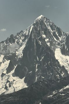 Vert & Dru6 | Flickr - Photo Sharing!, Cape, Mountain, Snow, Rock, Paramount, Photography