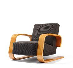 Alvar Aalto's armchair