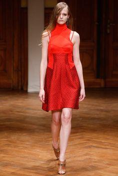 Dorothee Schumacher Berlin Fall 2015 Fashion Show