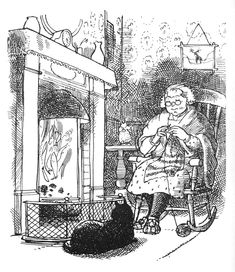 Mrs Cockle's Cat written by Philippa Pearce - illustrated by Antony Maitland