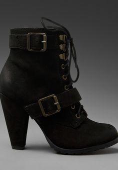 Heeled Combat Boots....... Aaaaaaaaaahhhhhhhhhhhhh!!!!!!!!!!!