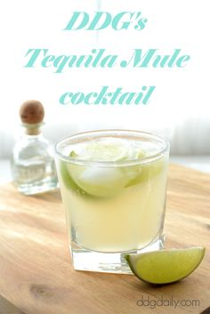 Tequila Mule cocktail recipe: Its happy hour at DDG!  | lifestyle featured hp main feature recipes  picture