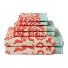 Amy Butler for Welspun Bath Towel Collection