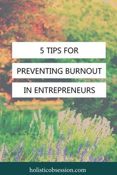 Preventing burnout is a skill I had to the hard way, and I hope that you can learn from my mistakes. The world needs you and your brilliance functioning at your best.
