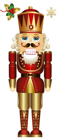 Christmas Nutcracker PNG Clipart