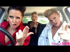 These Babes Perform An Amazing Car Lip Synch That Takes You On A Journey Through Decades Of Music
