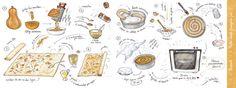 COCINA GLOBAL: versión Eva Linda del Tikvenik (Pastel de calabaza búlgaro / Bulgarian pumpkin pastry) de Alya Mark
