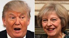 脫歐裁決,跟住rush表決,跟住去見侵侵,英國呢個禮拜都 - 川普上台後第一個會見的外國領袖是文翠珊,星期五進行。 --這對歐盟不是個好訊號,顯示川普有意落實其反歐盟政策。對文翠珊來說,除了增加脫歐談判籌碼,更可顯示她不需要UK…