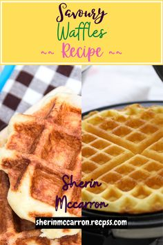Perfect Image, Perfect Photo, Love Photos, Cool Pictures, Savory Waffles, Waffle Recipes, Good Food, Awesome, Ideas
