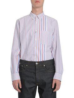 3eb04d54 TOMMY HILFIGER STRIPED SHIRT. #tommyhilfiger #cloth Button Down Collar, Tommy  Hilfiger