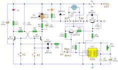 Over & Under Voltage protection circuit - ElecCircuit.com | Circuits ...