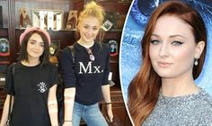 Game of Thrones' Sophie Turner reveals story behind matching tattoo with Maisie Williams | Celebrity News | Showbiz & TV | Express.co.uk