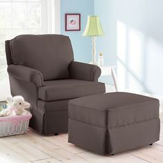Best Chairs, Inc® Jacob Glider or Ottoman - jcpenney