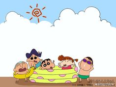 Free Cartoon wallpaper - Crayon Shin-chan wallpaper - 1024x768 wallpaper - Index 3