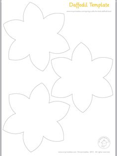 DIY Paper Daffodils – Crafts for kids Mothers Day Crafts, Easter Crafts For Kids, Toddler Crafts, Preschool Crafts, Daffodil Craft, Daffodil Flower, Flower Svg, Daffodil Wedding, Daffodil Tattoo