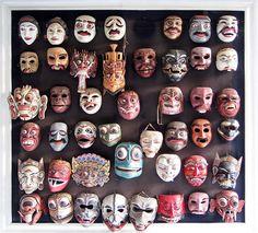 Topeng Bali - Théâtre masqué balinais — Wikipédia