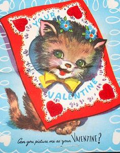 Can you picture me as your Valentine?