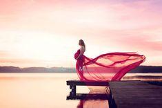 Lotus Dress / Vestido Maternidade / Ensaio Gestante by MiiEstilo