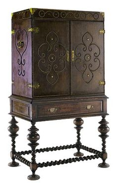 Yet another stunner from Elijah Slocum - Fine Cabinetry & Collections. Another A, Scottish Castles, Antique Cabinets, Victorian Gothic, Art Decor, Home Decor, Furniture Making, Folk Art, Mid-century Modern