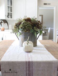 Herbst Küche Tour Mit Den Kupferfarben Des Herbstes