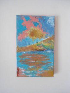 "Saatchi Art Artist Tanya Dimitrova; Painting, ""Shapes #2"" #art"