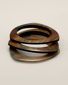 Chico's Tawny Bangles  now $14  was $39