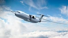 BBC - Future - Radical planes take shape Pick me up Boeing's Sugar Volt is characterised by its long wings. But its use of hybrid electric motors could be its most radical feature. (Copyright: Boeing)
