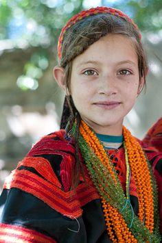 kalash child