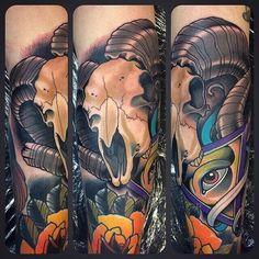 Jack Goks - London Neo Traditional Tattoo Artist