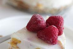 Healthy Yoghurt Taart