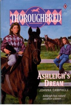 Thoroughbred #5 - Ashleigh s Dream by Joanna Campbell - S/Hand - Paperback