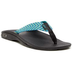 5355ca8e1c1 Chaco EcoTread Flip-Flop ( 43) ❤ liked on Polyvore featuring shoes