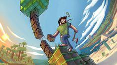 Minecraft HD Wallpapers Backgrounds Wallpaper