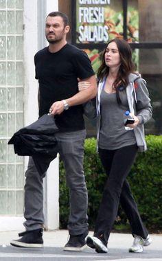 Megan Fox is pregnant! Congrats Megs & Brian Green! #Baby