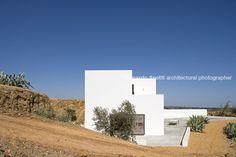 two houses in casa queimada bak gordon arquitectos