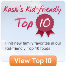 """Kashi.com - they have organic items. I am fully aware that foods labeled """"all natural"""" may contain GMO ingredients. However, their products contain whole grains & fiber, so I'm cool, for now, w/ that."""